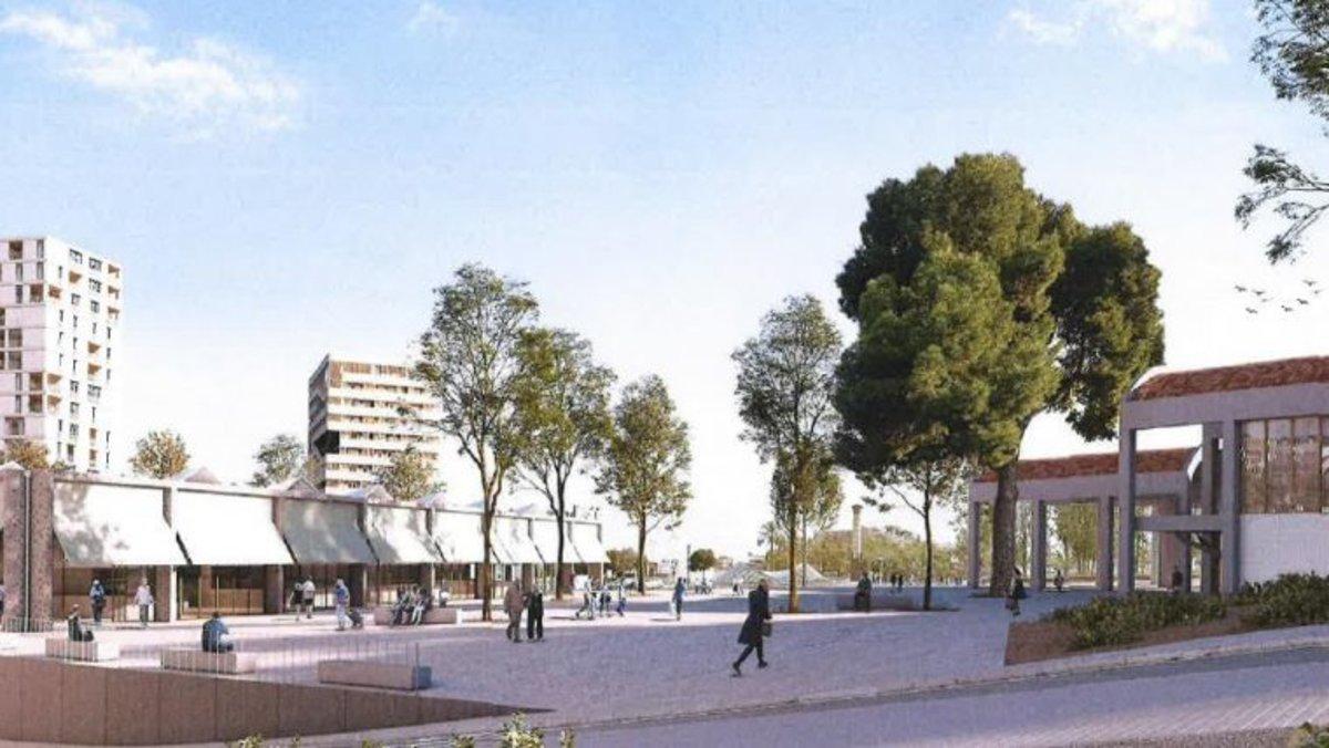 Barcelona aprova la remodelació dels mercats de Montserrat i d'Horta