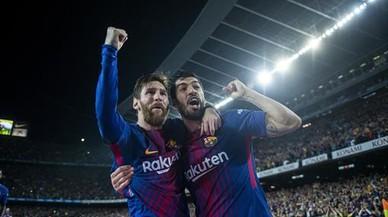 La asimetría es Messi