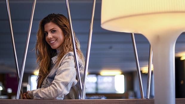 La tercera finalista de OT 2017, Miriam Rodríguez, entrevistada para El Periódico de Catalunya.