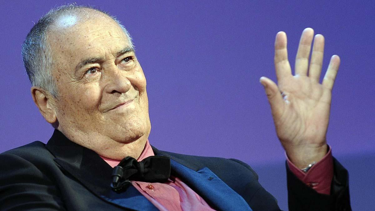Muere el director de cine Bernardo Bertolucci a los 77 años.