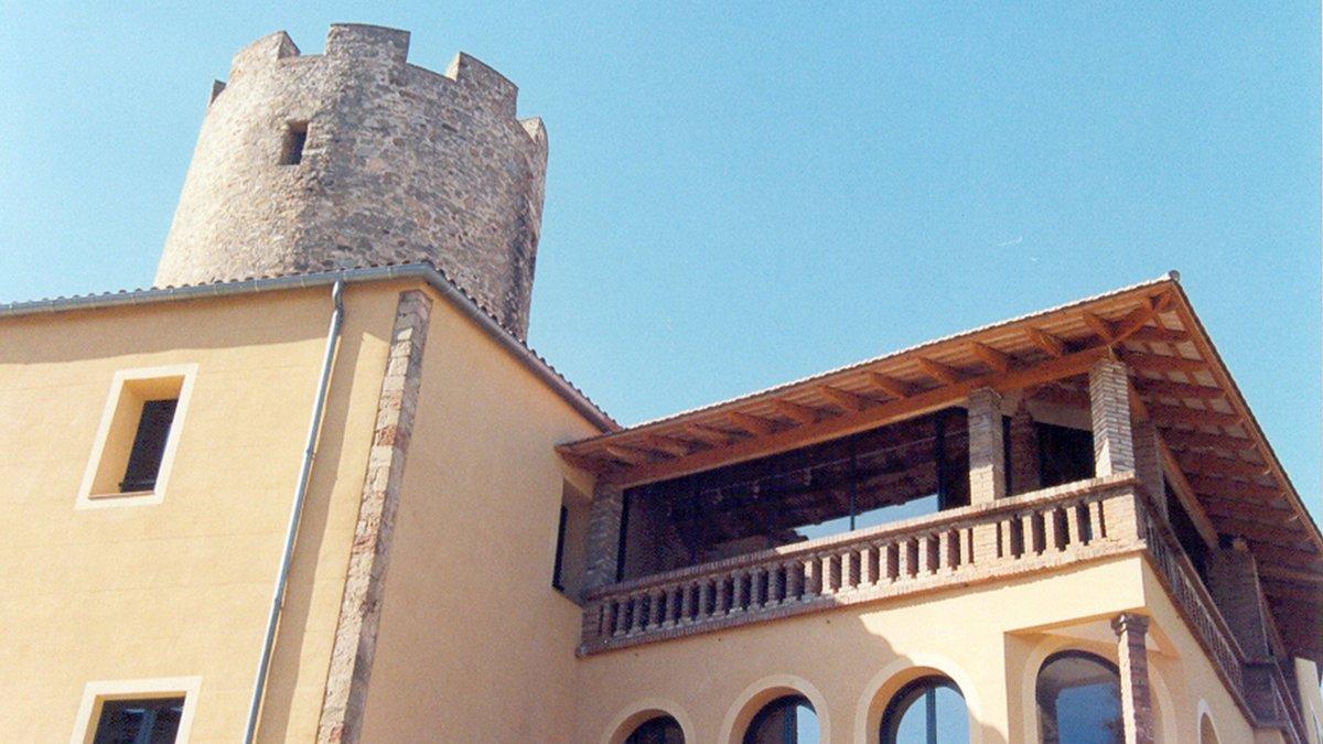Museu Torre Balldovina de Santa Coloma.