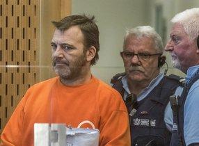 Philip Arps fue declarado culpable de dos cargos.