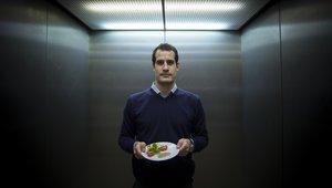Giusseppe Scionti, creador de un filete vegano con textura muy parecida a la de la carne e imprimible con impresora 3D.