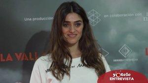 Olivia Molina, protagonista de 'La Valla'.