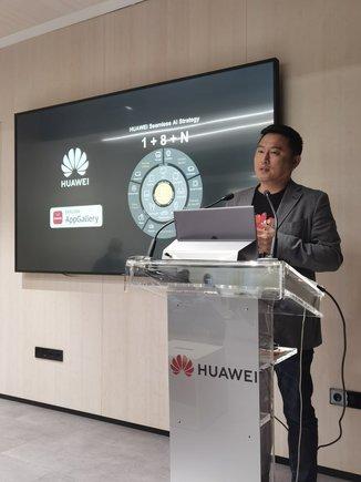 Pablo Wang, Huawei.