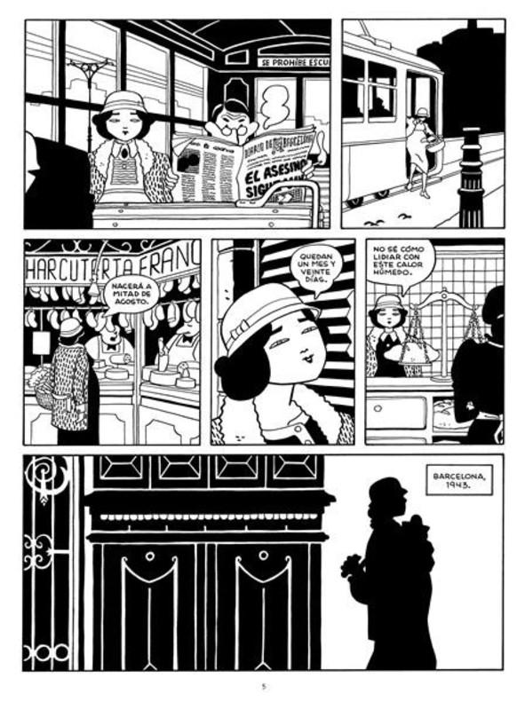 Página deLamia, de Rayco Pulido.