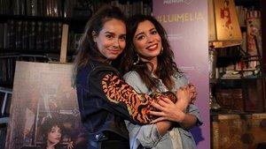 Paula Usero y Carol Rovira, protagonistas de #Luimelia.