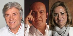 El piloto Ángel Nieto, el humorista Chiquito de la Calzada y la exministra socialista Carme Chacón, entre las personalidades que nos han dejado este 2017.