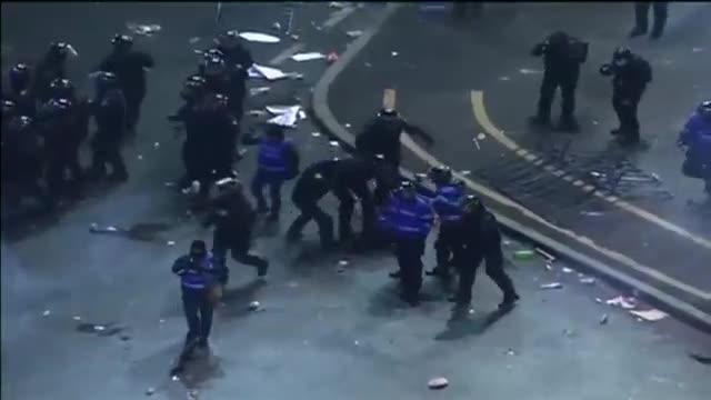 Las masivas protestas sociales en Rumanía ponen en un brete al Gobierno