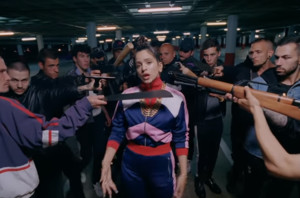 El nuevo videoclip de Rosalía, 'Pienso en tu mirá', un alegato contra la violencia machista