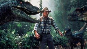 Sam Neill, en 'Parque Jurásico 3'
