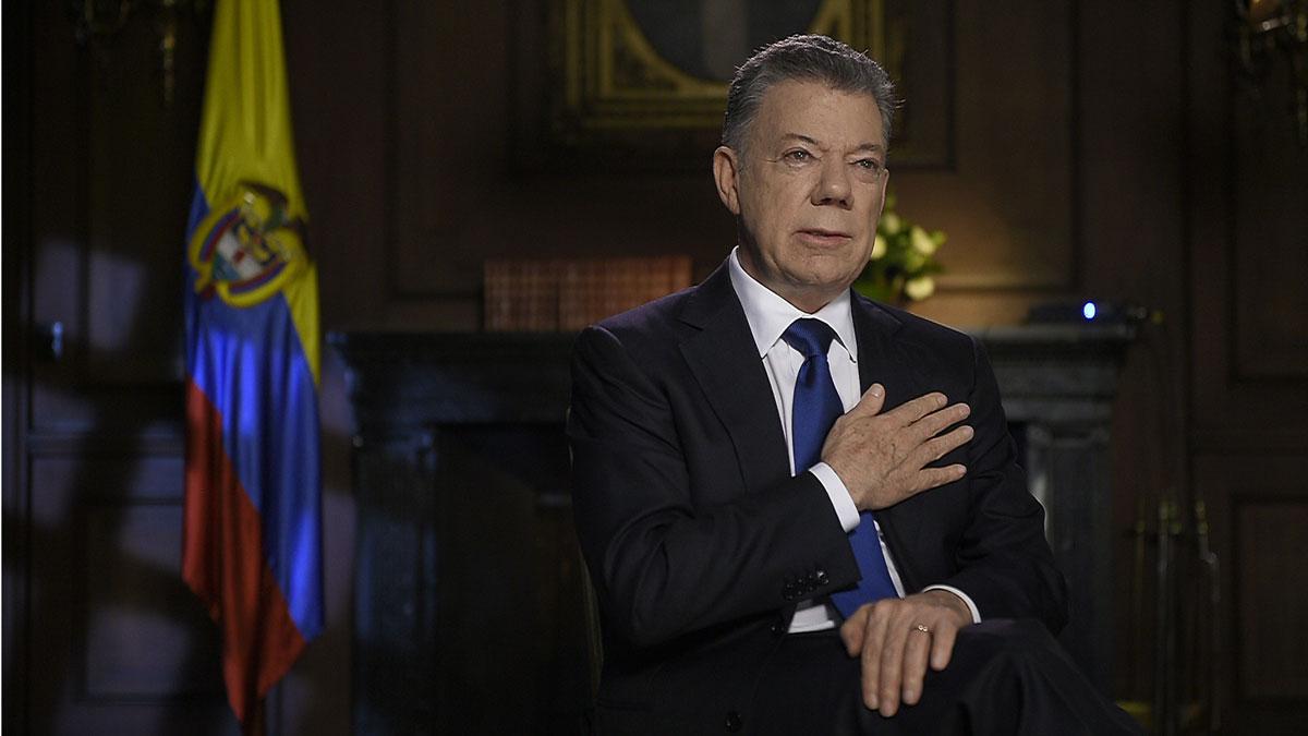Santos asegura en su despedida que el mayor logro de su Gobierno fue la paz con las FARC