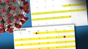 Coronavirus hoy 28 de mayo: Así está la situación