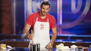 Saúl Craviotto, ganador de la segunda edición del concurso gastronómico de TVE-1 Masterchef Celebrity.