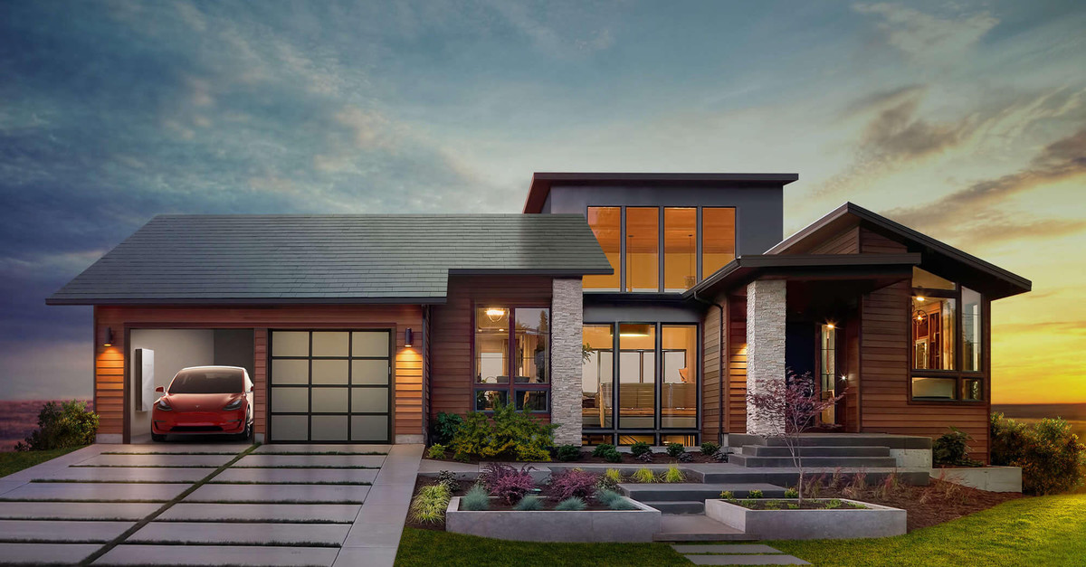 Tesla ya ha empezado a vender tejas solares en Estados Unidos.