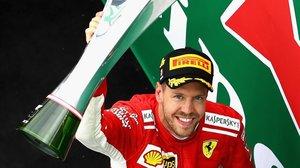 El tetracampeón alemán Sebastian Vettel no quiere renovar a la baja con Ferrari.