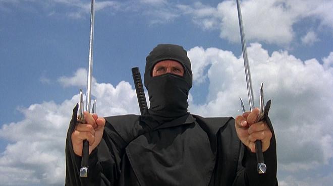 """""""Tuve una cita a ciegas con un ninja y me hizo una bomba de humo"""""""