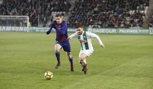 Nahuel da la victoria al Barça B y el Reus cae ante el Numancia