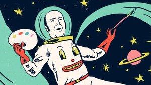 Una de las ilustraciones de Las legendarias aventuras de Chiquito, de Sergio Mora