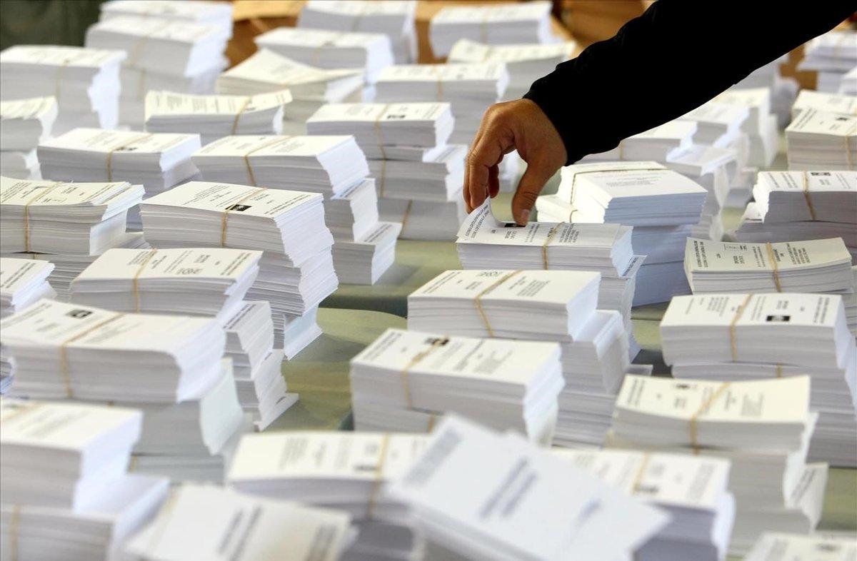 Vot per correu per a les eleccions del 26 de maig: terminis i com se sol·licita