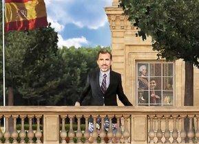 El relato visual que saca las vergüenzas de la política mientras los españoles van al paro