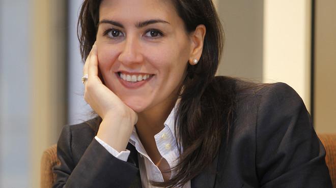"Yenia Zaba: ""En España gusta más la comedia"""