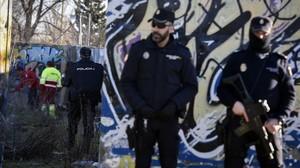 Els gihadistes detinguts a Madrid anaven a atemptar amb un AK-47