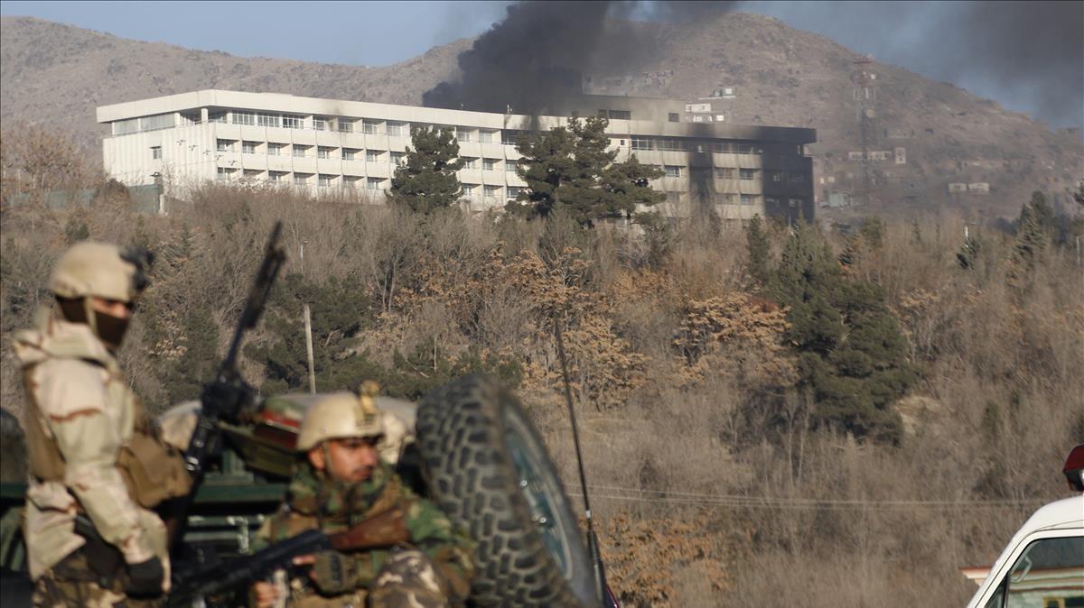 El fracàs d'Occident a l'Afganistan