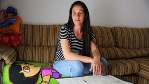 Susana Rovira. quetras aparecer este martes en estediario, le acaban de dar la ayuda negada.