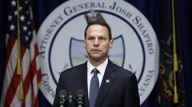 Més de 300 capellans, acusats d'abusar sexualment d'un miler de nens a Pennsilvània