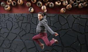 """Junyi Sun: """"La meva vida té paral·lelismes i creuaments amb la de Bruce Lee"""""""