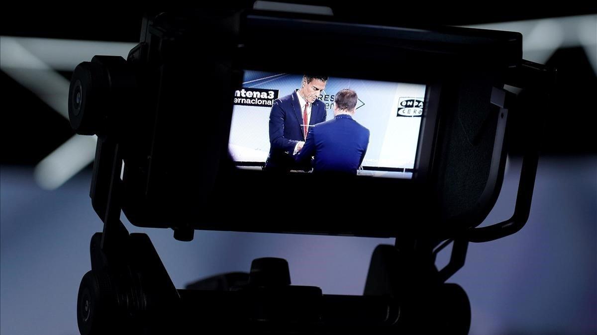 L'un per un del debat d'Atresmedia i les diferències amb el de RTVE