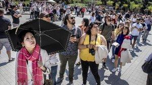El 95% está de acuerdo con que se debe regular el turismo masivo