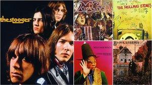 Cinc discos que van marcar el 1969, l'any del mal rotllo en el rock