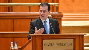 Gir polític a Romania