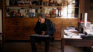 Pascal Comelade en un momento de 'Constel.lació Comelade'.