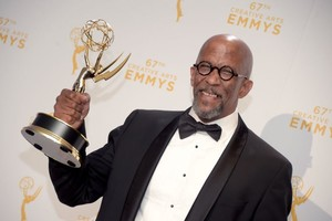 El actor Reg E. Cathey.