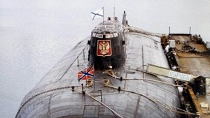 el submarino kursk