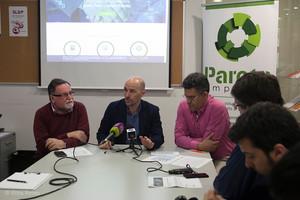 Presentación del nuevo censo de autónomos de Parets del Vallès.