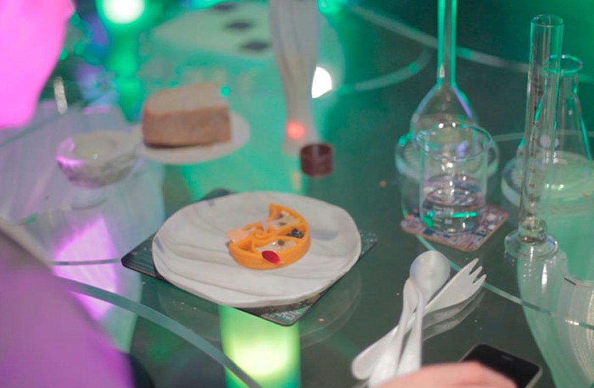 Combinar comida saludable y divertida gracias a la impresión en 3D
