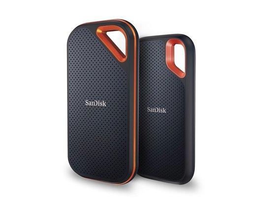 Nuevas unidades SSD portátiles de SanDisk con el doble de velocidad