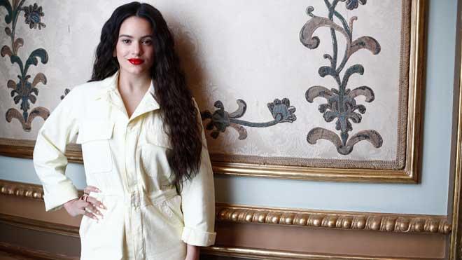 Rosalía prossegueix la seva escalada global: actuarà al festival de Coachella