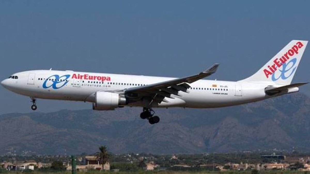Tripulació d'Air Europa pateix un intent d'assalt a trets a Caracas
