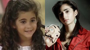 El vídeo viral de Alba Flores con Jesús Vázquez, 30 años antes del éxito de 'La Casa de Papel'