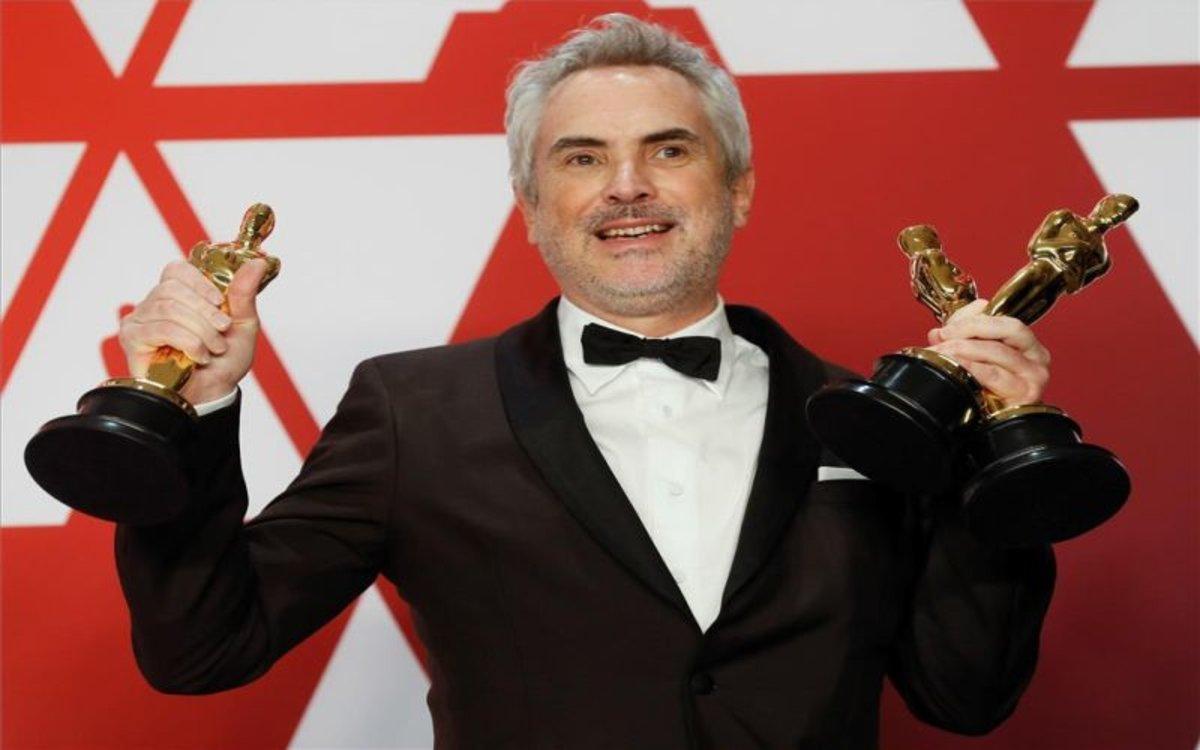 El cineasta mexicano, Alfonso Cuarón.