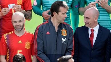 Si te llama el Madrid, plantas a España