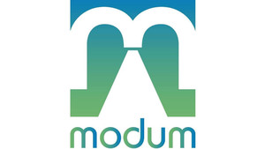 Logo de la aplicación MODUM.