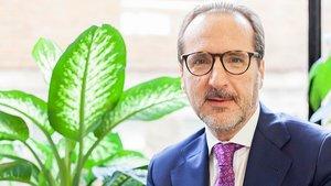 Francisco Aranda, presidente de la patronal de la logística UNO.