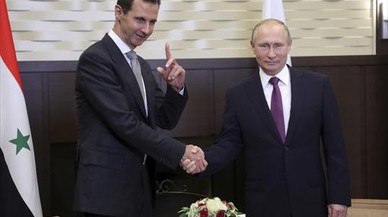 Putin de Siria