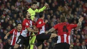 Barça y Athletic, dos equipos fundadores de la Liga que siempre se han mantenido en Primera División.
